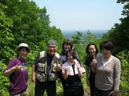 大人の楽校・春編 『新緑ハイキング&木登り体験』を実施しました!