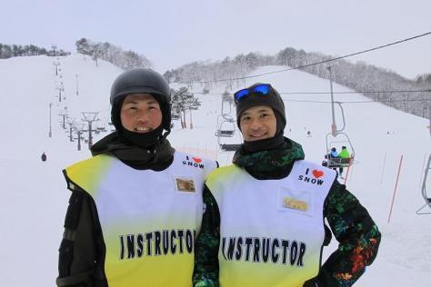 スノーボードレッスンキッズクラス開催しました!