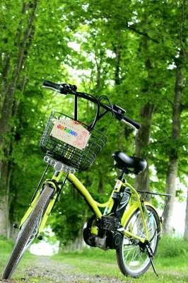 今年度のレンタサイクル営業終了のお知らせ