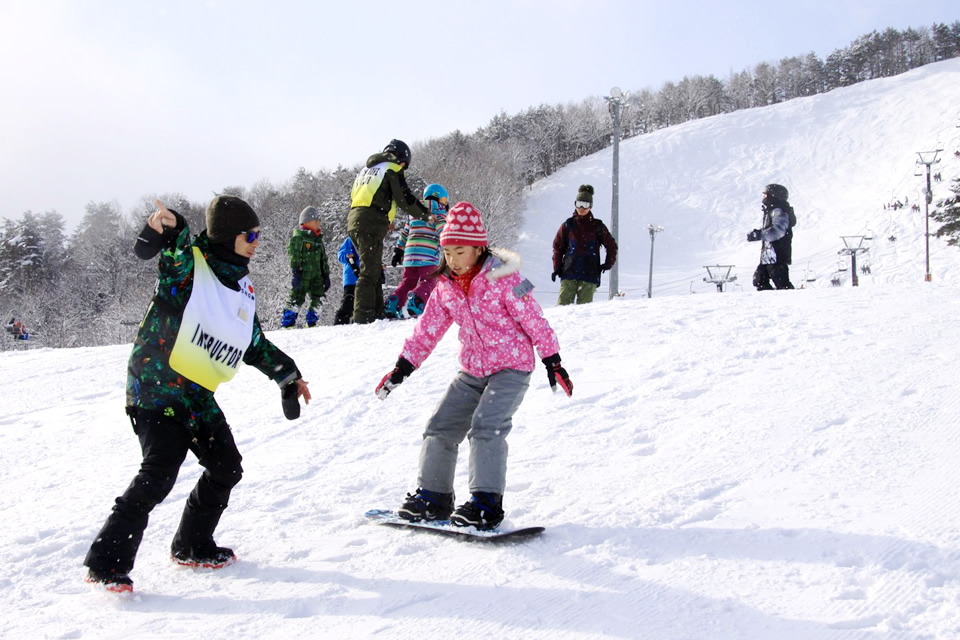 Ski Area, Eastern Hakkoda Family Holiday Village